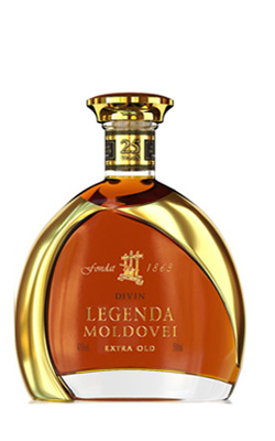 Legenda Moldovei Extra Old